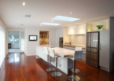 Transitional Bungalow, Epsom 1